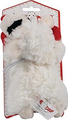 MULTIPET INTERNATIONAL Lamb Chop Dog Toy