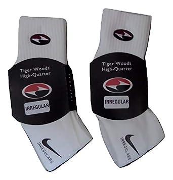 Nike Tiger Woods Logo High Quarter - Calcetines de golf (2 ...