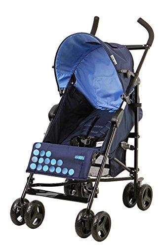 Mia Moda Facile Umbrella Stroller, Navy