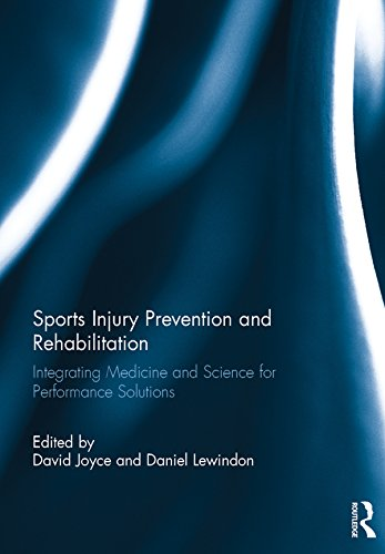 Prevention Medicine (Sports Injury Prevention and Rehabilitation: Integrating Medicine and Science for Performance Solutions)