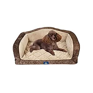 An Item Of Serta Perfect Sleeper Camel Back Couch Pet Bed Choose Size And Color Pack Of 1