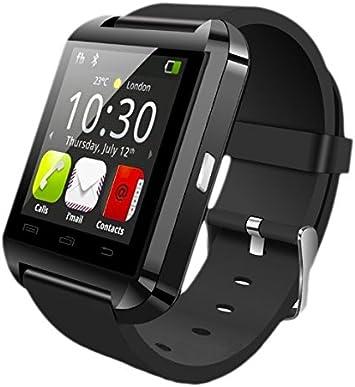 Swiss-Pro Kloten - Reloj inteligente (Bluetooth 3.0, IPS) color ...