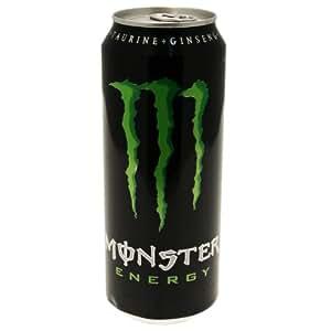 Monster Energy, Bebida Energética, Lata de0,5 l