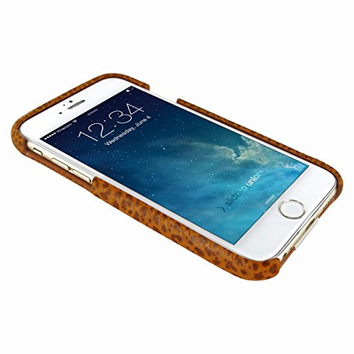 PIELFRAMA 693KAC iForte Case Apple iPhone 6 Plus in tan Farbe