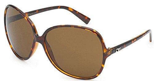 CG Eyewear Designer Vintage Oversized Women's Sunglasses (Tortoise - Vintage Sunglasses Dg