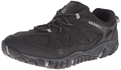 Merrell Mens All Out Blaze Ventilator Hiking Shoe Black 12 M US