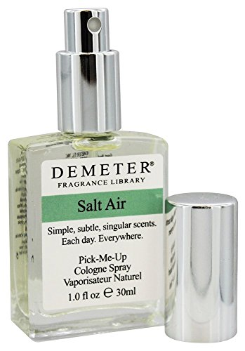 Demeter Fragrance Library Cologne Spray, Salt Air, 1 oz.