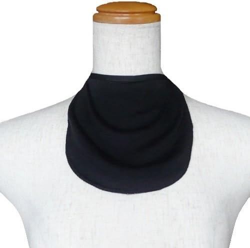 【気管切開】【喉頭摘出】【永久気管孔】 スタイスタイルカバー:ブラック