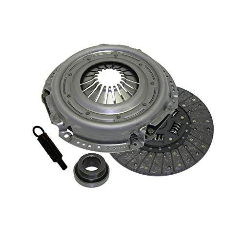 Eckler's Premier Quality Products 25-110088 Ram Clutches, Clutch Kit, 11'', Small Or Big Block, Ram Premium| 88762 Corvette -