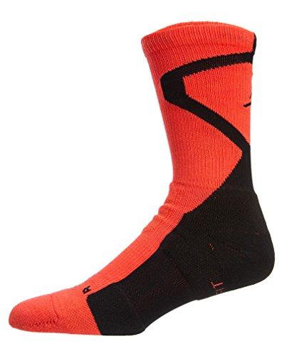 Nike Jordan Jumpman Drifit Crew - Calcetines línea Michael Jordan unisex Infrared 23/Black