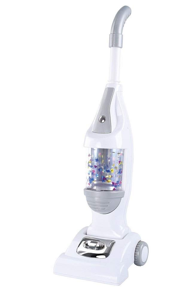 PlayGo My Light Up Vacuum Cleaner - White/Gray by PlayGo