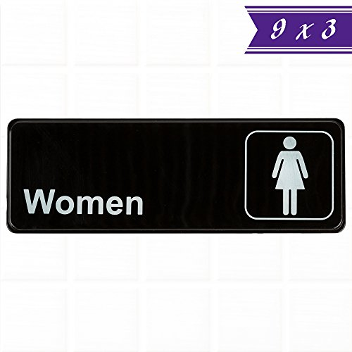 commercial bathroom signs - 8