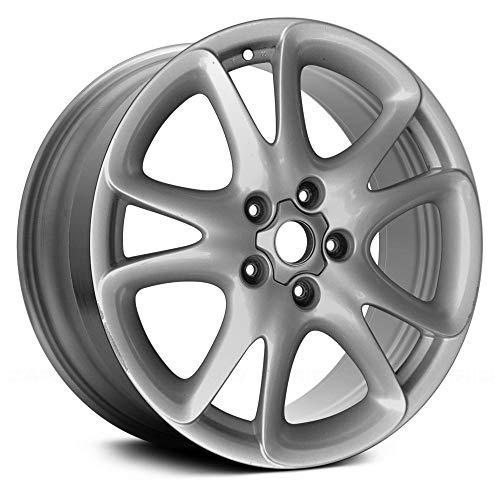 Replacement 10 Spokes Silver Factory Alloy Wheel Fits Porsche Cayenne