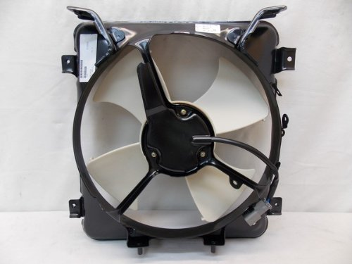 Honda Del Sol Ac Cooling (AC A/C CONDENSER COOLING FAN FOR HONDA FITS CIVIC 1.6 L4 4CYL HO3113111)