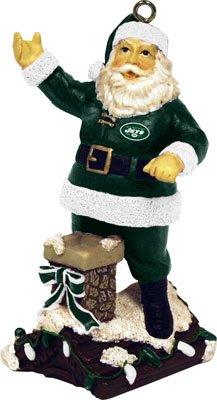 d58cd34d Amazon.com: Memory Company Rooftop Santa Christmas Tree Ornament ...