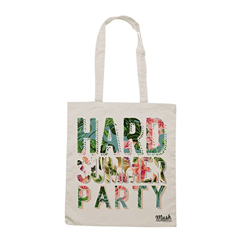 Borsa HARD SUMMER PARTY - Sand - MUSH by Mush Dress Your Style