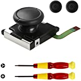 Veanic 3D Replacement Joystick Analog Thumb...