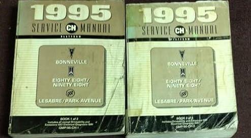 1995 pontiac bonneville olds 88 lss regency buick lesabre service rh amazon com Buick Regal 2004 Buick LeSabre
