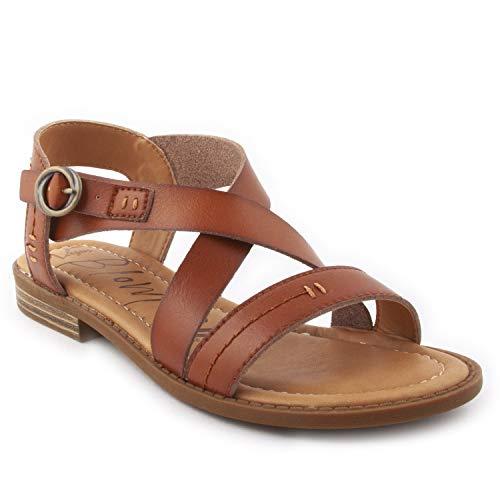 Blowfish Women's Wunder Sandal, Scoth Dyecut, 7 Medium US (Wunder-shop)