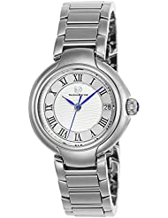Technomarine Womens Sea Quartz Stainless Steel Casual Watch, Color:Silver-Toned (Model: TM-716006)