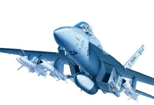 Italeri - I083 - Maquette - Aviation - F/A-18E Super Hornet - Echelle 1:72