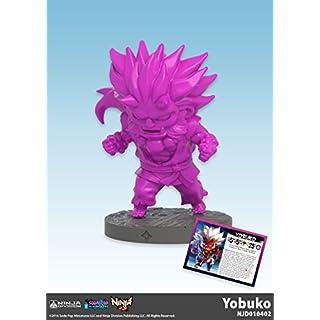 Ninja Division NAS Yobuko Figure Board Game