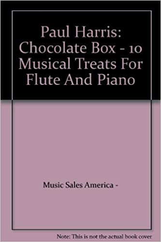 chocolate box 10 musical treats for flute and piano