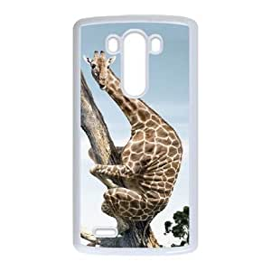LG G3 Phone Case Giraffe Protective Cell Phone Cases Cover TTR133869
