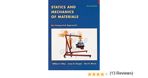 Amazon strength of materials books statics and mechanics of materials an integrated approach fandeluxe Image collections