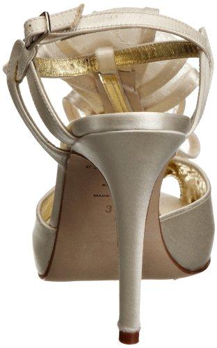 Zapatos Rose tacón de Boudior Rhiannon Marfil Freya Mujer OtHwnd