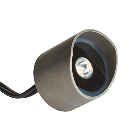 15711SS 2-in-1 LED 12V 4W Underwater Accent Brushed Stainless Steel Finish by Kichler Lighting
