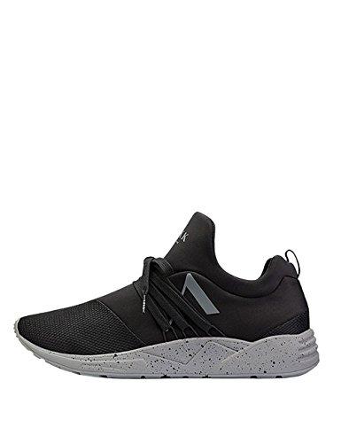 ARKK COPENHAGEN Grey Sneaker nero Black Spray Black donna ggrwdqT