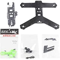 QWinOut 210 KIT LITE Carbon Fiber Frame High Strength Mini Rack for RC Quadcopter Racing Drone Aircraft