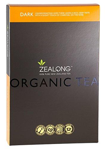 (Zealong Dark Roasted Oolong Organic Tea | Premium Hand Picked Loose Leaf 50 Gram New Zealand, Creators of The World's Purest Tea)