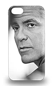 Iphone Tpu 3D PC Case Skin Protector For Iphone 5/5s George Clooney The United States Male George Timothy Clooney ER With Nice Appearance ( Custom Picture iPhone 6, iPhone 6 PLUS, iPhone 5, iPhone 5S, iPhone 5C, iPhone 4, iPhone 4S,Galaxy S6,Galaxy S5,Galaxy S4,Galaxy S3,Note 3,iPad Mini-Mini 2,iPad Air )