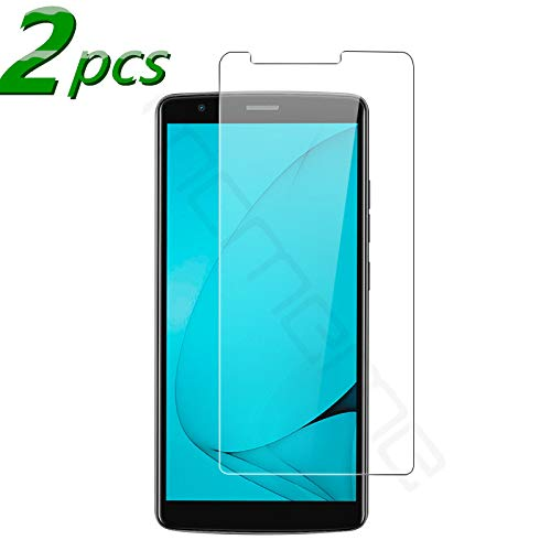 PREVOA Cristal Templado Blackview A20 A20 Pro, [2 Pack] Protector ...