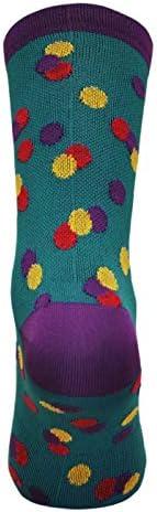 Cinelli Mens Blue Ice Socks