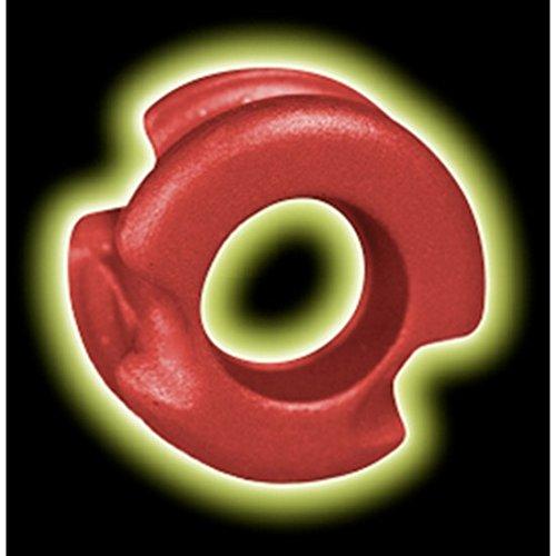 Radical Archery Designs GlowPeep, 3/16'' (Red)