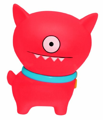 UglyDoll Series 2 Uglydog Red Action Figure (Figures Uglydoll Action Series)