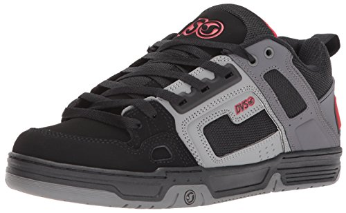 Black Sports Deegan De Comanche Chaussures Homme Red Charcoal Dvs FAWPwUgq