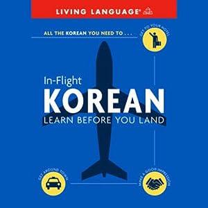 In-Flight Korean Audiobook