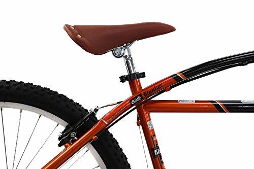 Spratly Brands 27.5 Columbia Klunker Mountain Bike - Black/Red/Brown by Spratly Brands (Image #3)