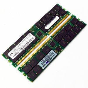 2GB (1x2GB) PC-3200 DDR ECC Registered Module HP 373030-951 1x2gb Pc 3200 Ecc Registered