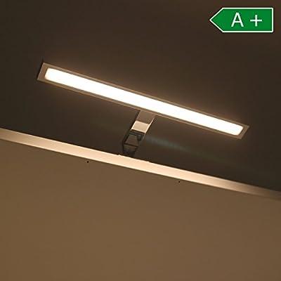 Lampe Déclairage 300 Mm Salle De Bain Ip 44 De Miroir Led Lampe