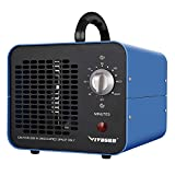 VIVOSUN Industrial Commercial Ozone Generator, 10000mg/h O3 Air Purifier Deodorizer Sterilizer, Home Air Ionizers for Odor Eliminator Removal for Rooms, Hotels and Farms