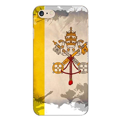 "Disagu Design Case Coque pour Apple iPhone 7 Housse etui coque pochette ""Vatikan"""