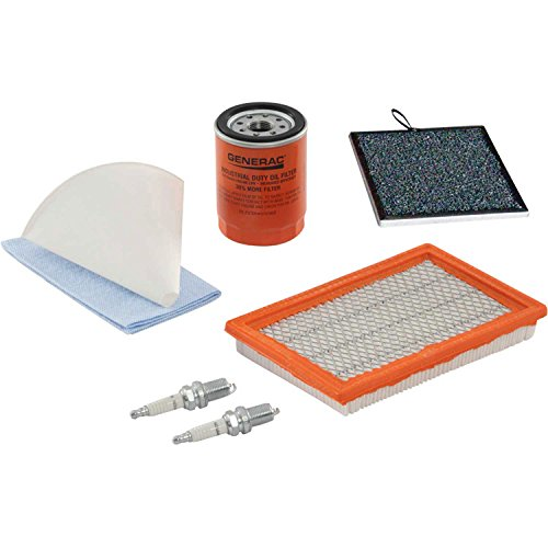 Generac 6484 Scheduled Maintenance Kit for Home Standby G...