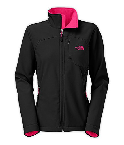 Women's The North Face Apex Bionic Jacket Black/Pink Size XX-Large