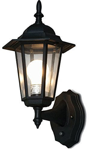 Outdoor Lantern Lights Pir - 9