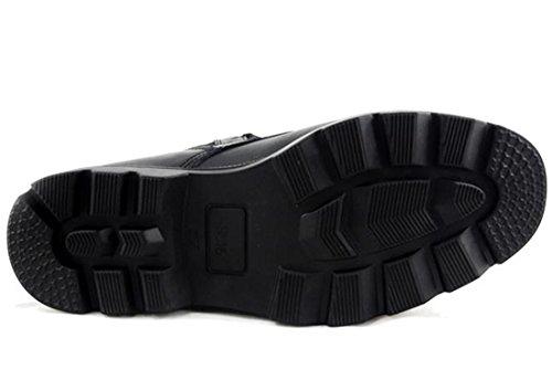 Nouveaux Hommes / Femmes Militaire Des Forces Speciales De L'Armee Bottes Bottes Chaussures De Combat Tactique Noir xkl7O